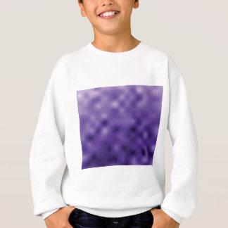 art pourpre de texture sweatshirt