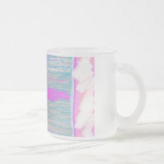 Art prophétique par blanc de MELiSSA de scombre de Tasse À Café