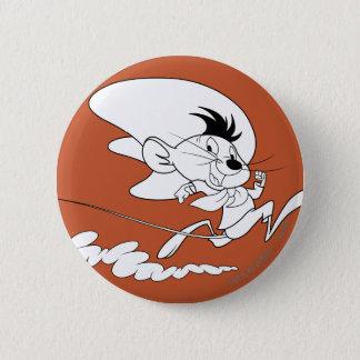 Art RAPIDE de course de GONZALES™ Pin's