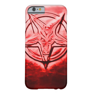 Art satanique Nouveau de joint Coque Barely There iPhone 6