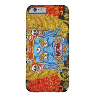 Art tibétain oriental frais de tatouage de démon d coque barely there iPhone 6