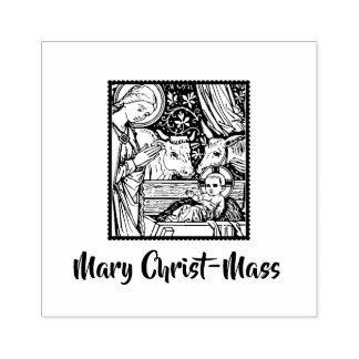 Art traditionnel de nativité de la Christ-Masse de