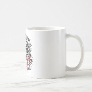 Art tribal de rue de tatouage mug