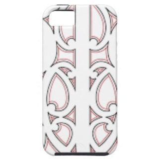 art tribal maori coque iPhone 5 Case-Mate