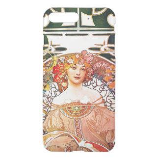 Art vintage floral Nouveau de rêverie d'Alphonse Coque iPhone 7 Plus