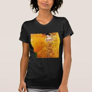 Art vintage Nouveau de Gustav Klimt Adele T-shirt