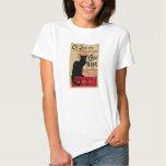 Art vintage Nouveau, Le Chat Noir T-shirt