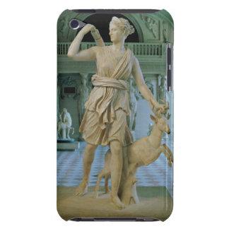 Artemis la chasseuse, connue sous le nom de 'Diana Coque Case-Mate iPod Touch
