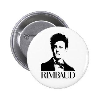 Arthur Rimbaud Badge