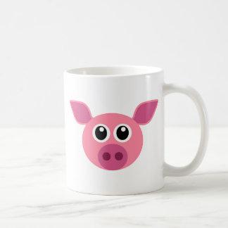 Articles de porc et de conception mug