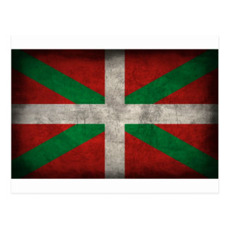 articles politiques, Basques/palesinian Carte Postale