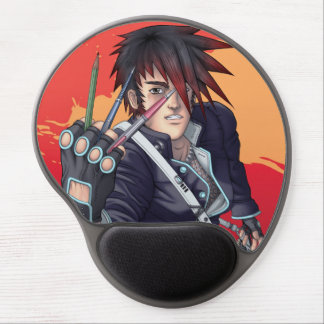 Artiste de Manga d Anime Tapis De Souris Gel
