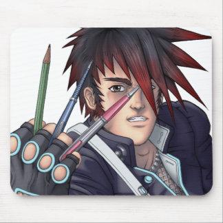 Artiste de Manga d'Anime Tapis De Souris