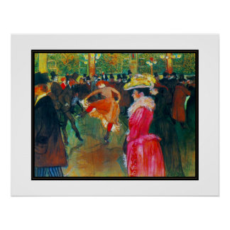 Artistes célèbres Henri De Toulouse Lautrec