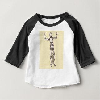Artistes factices t-shirt pour bébé