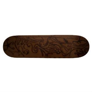 artjpg de hippie skateboards personnalisables