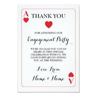 As de cartes de jeu de Merci des coeurs rouges
