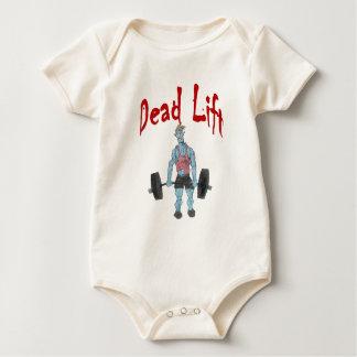 Ascenseur mort body