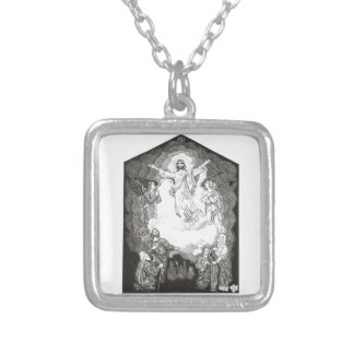 Ascension Pendentif Carré
