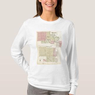 Ashland et Wahoo, Nébraska T-shirt