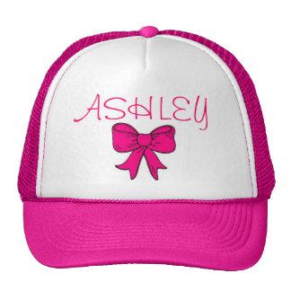Ashley a personnalisé le casquette de camionneur