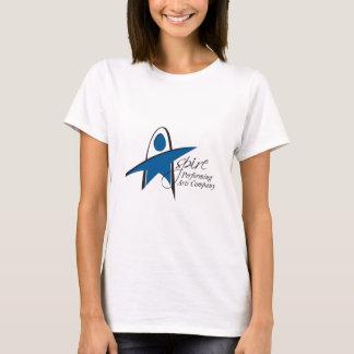 Aspirent la pièce en t classique des femmes de PAC T-shirt