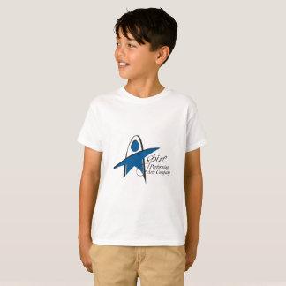 Aspirent le T-shirt de Tagless des enfants de PAC