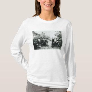 Assaillir de John Wesley chez Wednesbury T-shirt