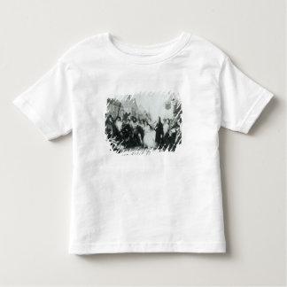 Assaillir de John Wesley chez Wednesbury T-shirt Pour Les Tous Petits