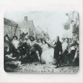 Assaillir de John Wesley chez Wednesbury Tapis De Souris