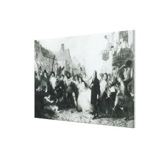 Assaillir de John Wesley chez Wednesbury Toiles
