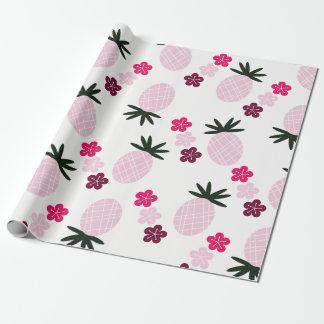 Assez en papier d'emballage de rose Aloha Papier Cadeau
