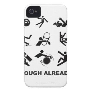 assez font souffrir déjà coques Case-Mate iPhone 4
