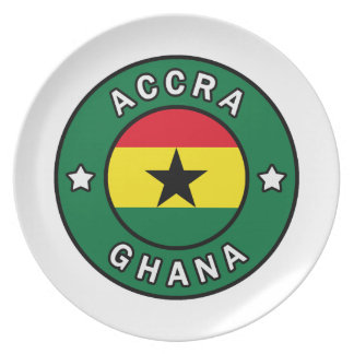 Assiette Accra Ghana