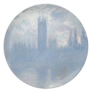 Assiette Claude Monet - Chambres d'art de Londres du
