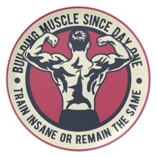 Assiette Construisez ce muscle