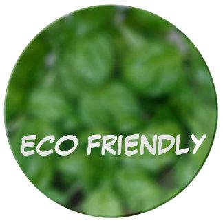 Assiette En Porcelaine Eco friendly