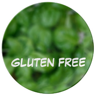 Assiette En Porcelaine Gluten free