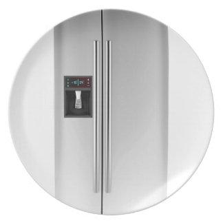 Assiette Grand réfrigérateur