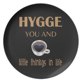 Assiette Hygge