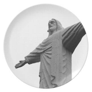 Assiette Jésus vous aime