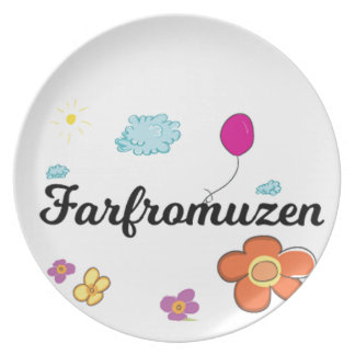 Assiette Logo de FarFrom Usen
