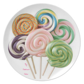 Assiette Lollipop