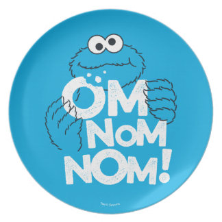 Assiette Monstre de biscuit | OM Nom Nom !