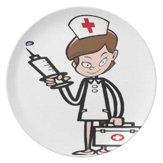Assiette nurse20