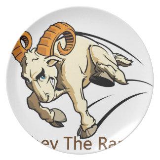 Assiette Obéissez la RAM
