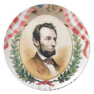 Assiette Ovale d'Abe