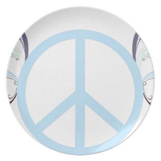 Assiette peace3