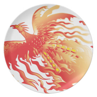 Assiette Phoenix