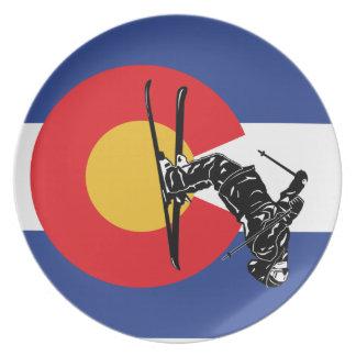 Assiette Ski le Colorado